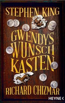 Gwendys Button Box Written With Stephen King Richard Chizmar
