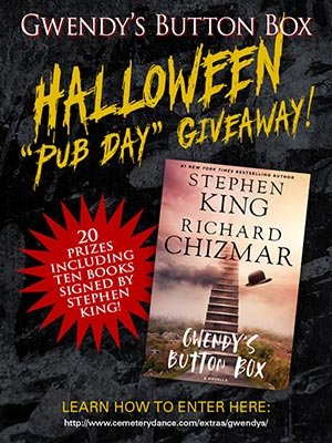 "Halloween ""Pub Day"" Giveaway!"