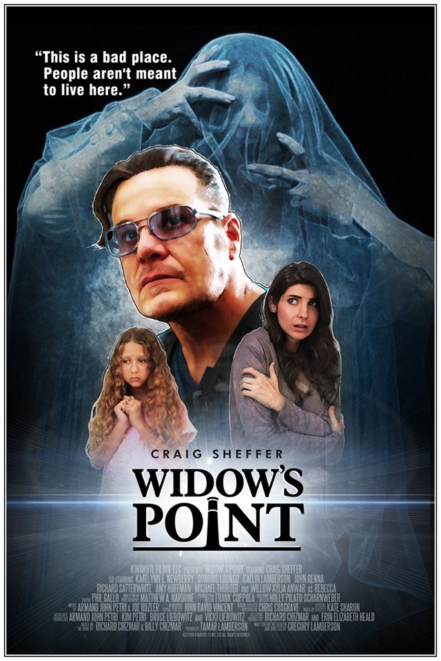 """Widow's Point"" Movie Now Available"