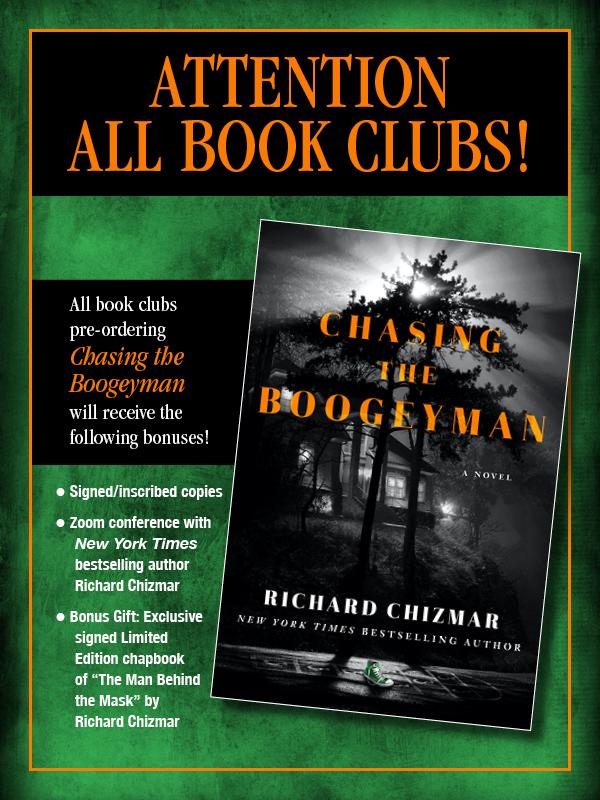 Book club offer
