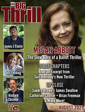 Interview in The Big Thrill