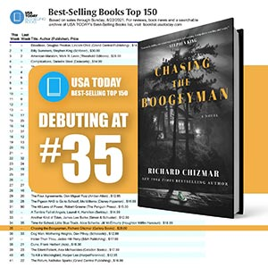 Chasing the Boogeyman a USA Today Bestseller